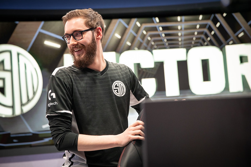 It took offering a stake in the organization, but TSM was able to retain Bjergsen (Photo via Riot Games)