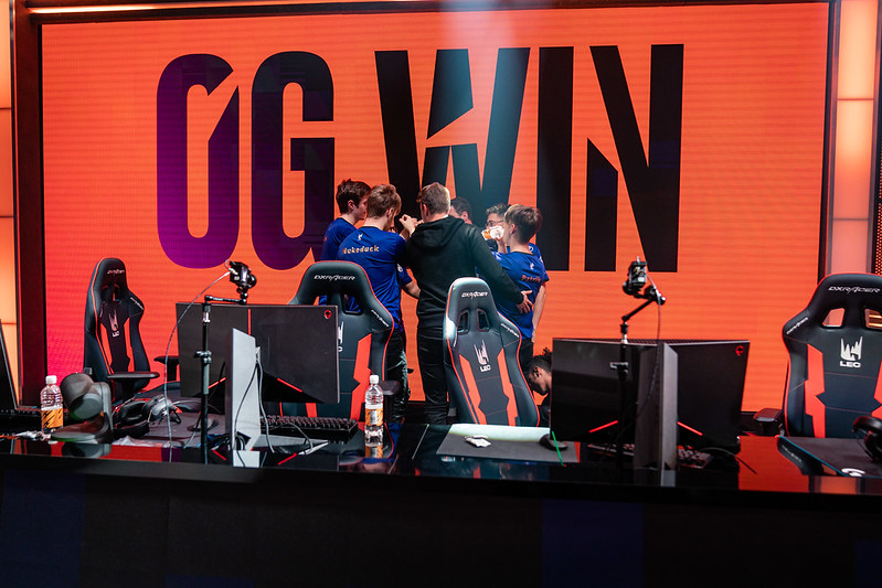 Origen might be the biggest winner of all this offseason, bringing in a massive influx of talent (Photo via Riot Games)