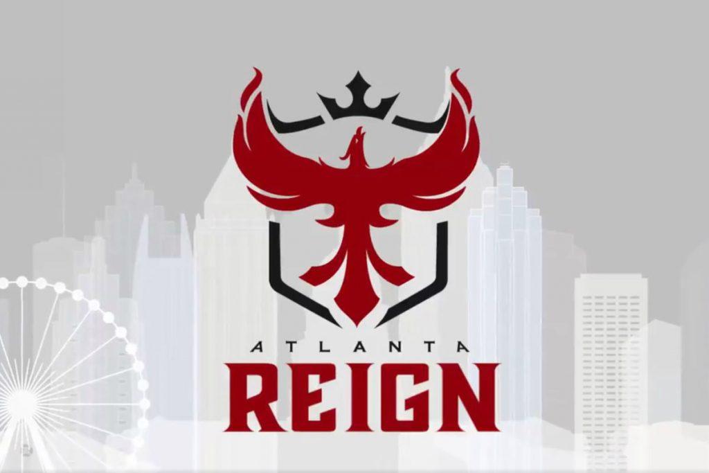 Atlanta Reign logo