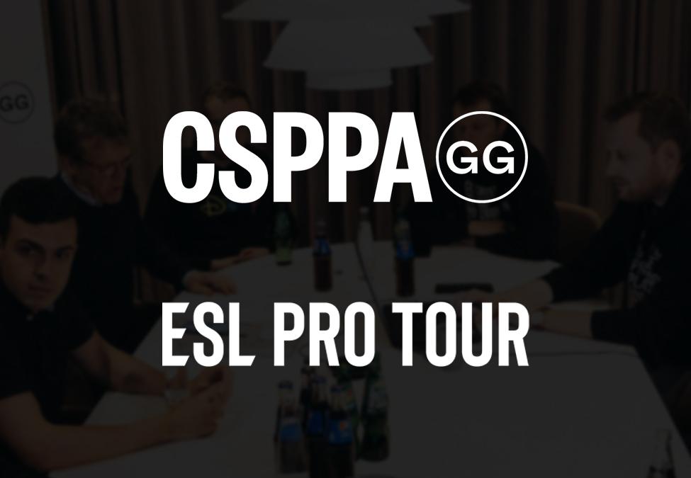 CSPPA ESL Pro tour