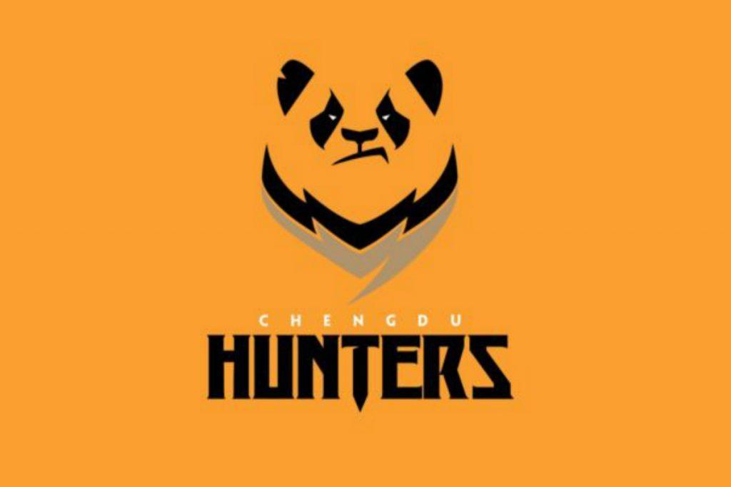 Chengdu Hunters logo