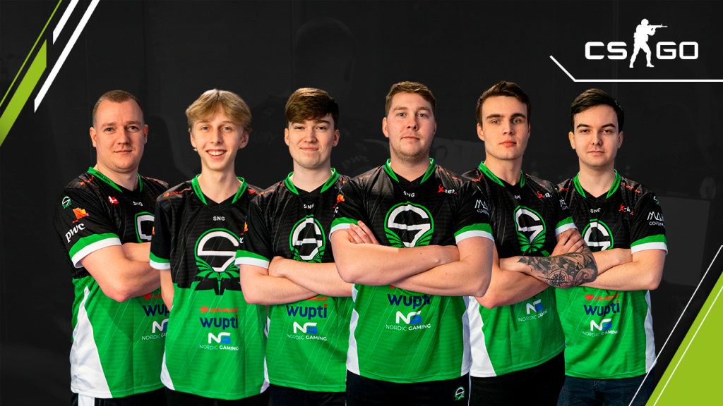 Team Singularity returns to the CSGO scene with a roster consisting of up-and-coming Danish talent (Image via Team Singularity)