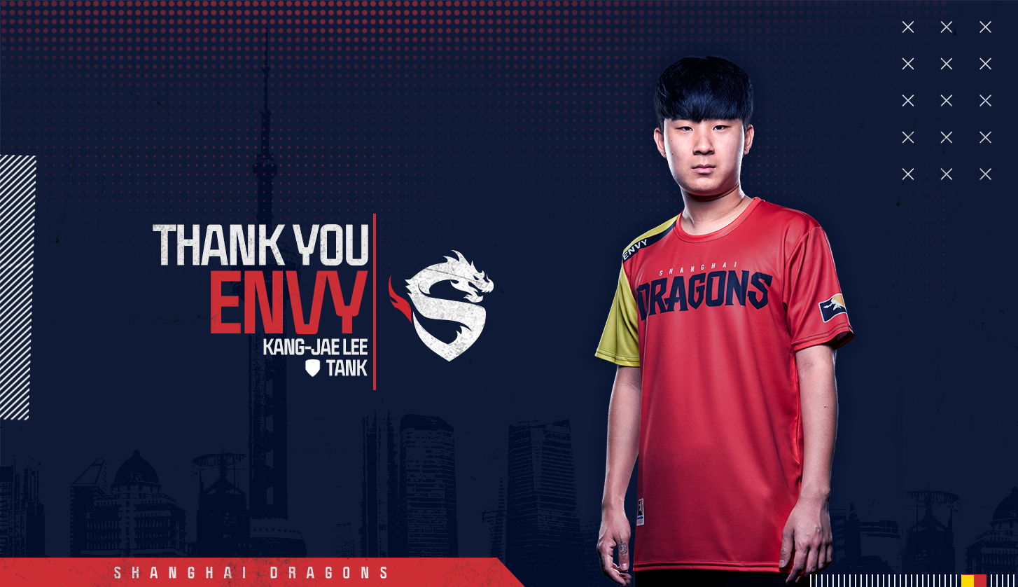 Envy Leaves Shanghai Dragons, Retires from Overwatch - Hotspawn