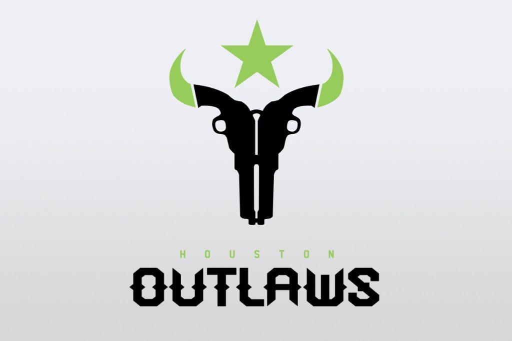 Houston Outlaws logo