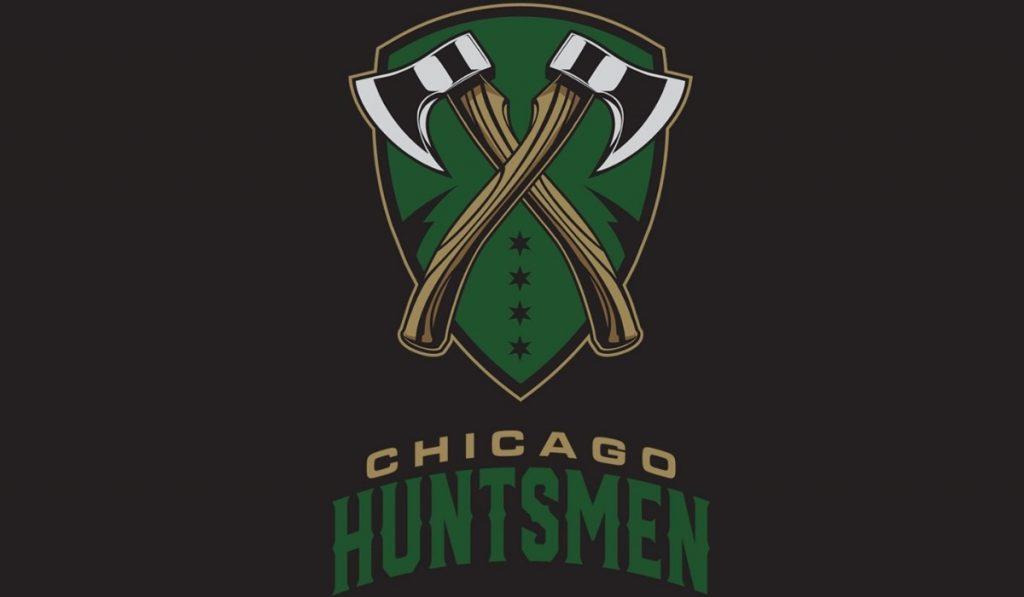 Chicago Huntsmen logo