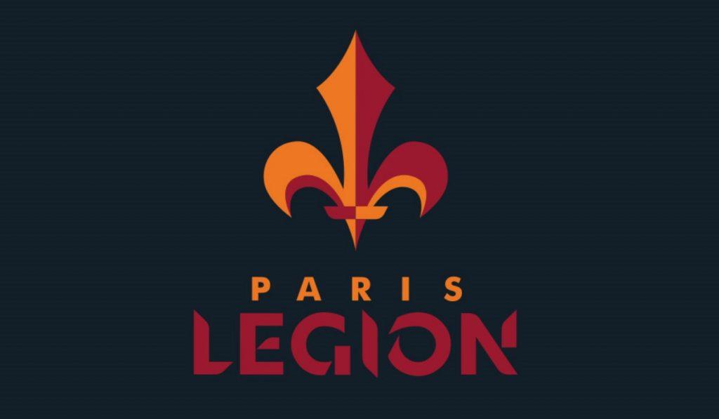 Paris Legion logo