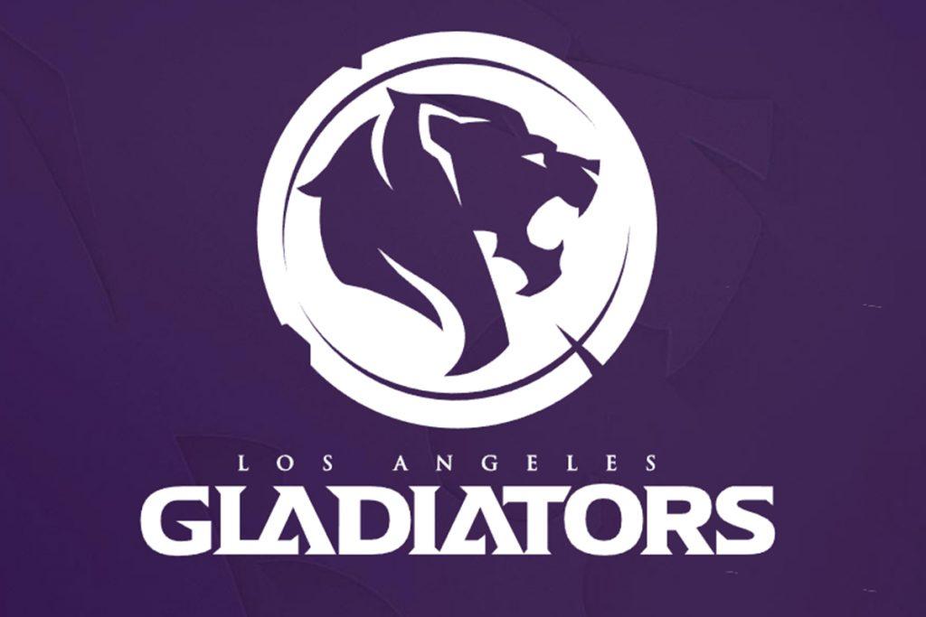 Los Angeles Gladiators logo