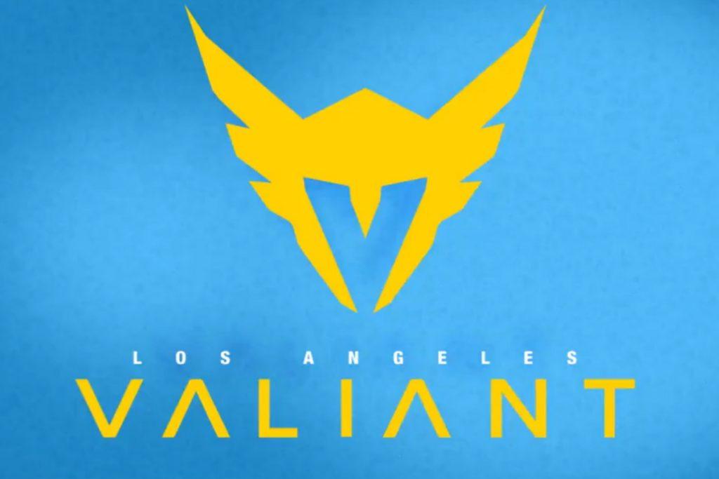 Los Angeles Valiant logo
