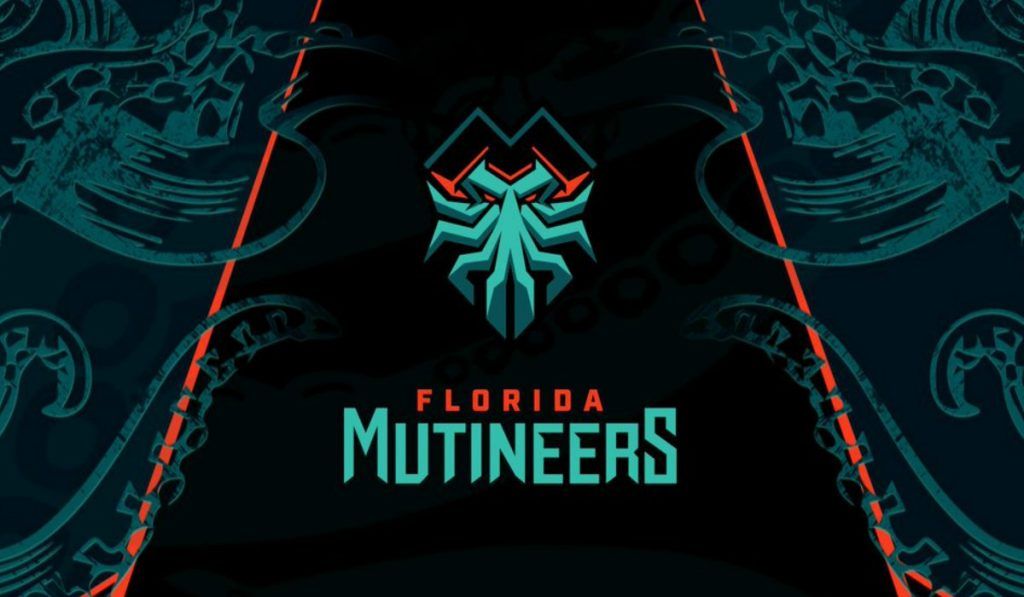 Florida Mutineers logo
