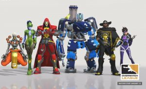 Hero Pools Coming to Competitive Overwatch