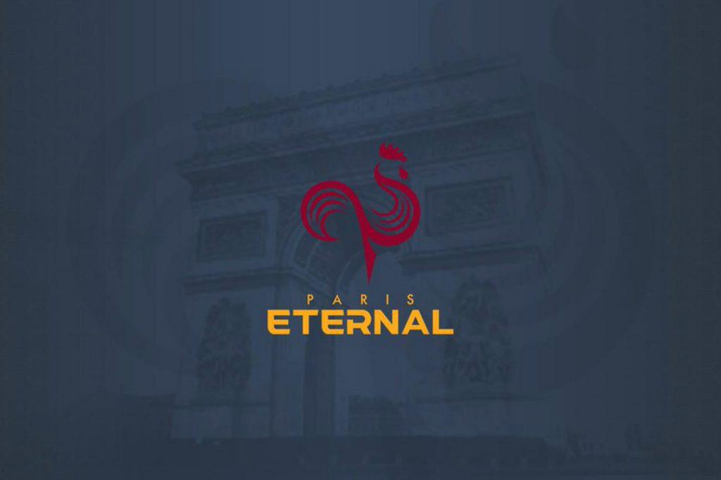 Paris Eternal logo