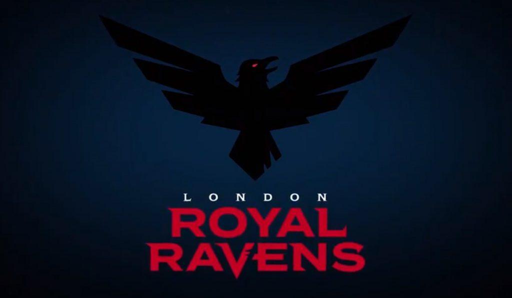London Royal Ravens logo