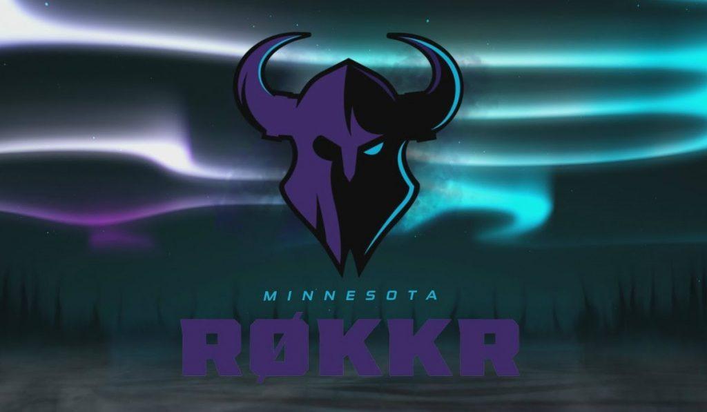Minnesota Rokkr logo