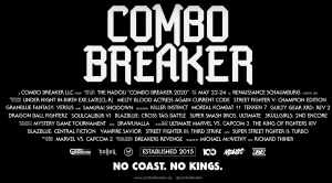 Combo Breaker 2020 Dates, Venue Announced