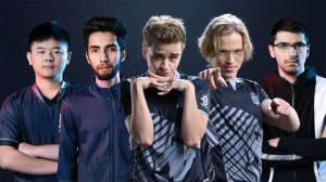 MidOne and Saksa were revealed as the newest additions to OG (Image via OG)