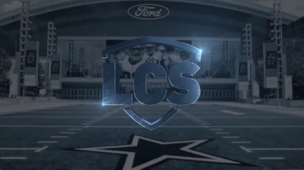 LCS Spring Finals Head to Frisco, Texas