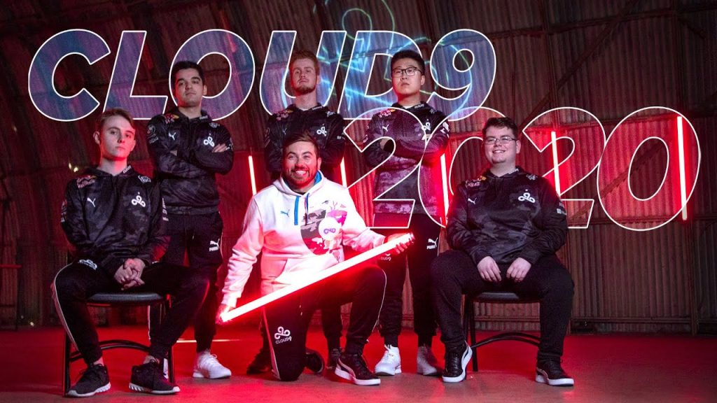 Cloud9 hopes the former ATK roster can help reaffirm their standing in the North American CS:GO scene (Image via Cloud9