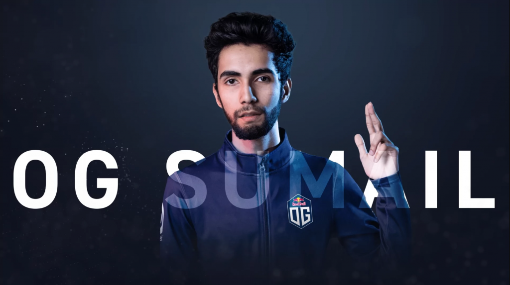 The King has Returned! Sumail is the next piece in the puzzle that is OG (Image via OG)