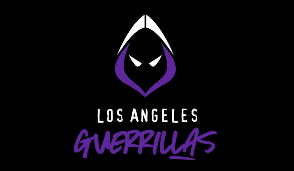 LA Guerrillas Logo