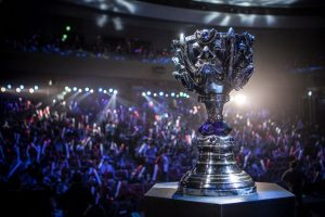 The History of League Of Legends Worlds
