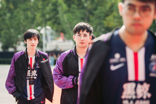 The trade of Ame marks LGD's first big move since TI9 (Photo via Valve)