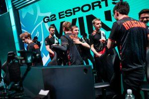 LEC Week Three: G2 Over Fnatic