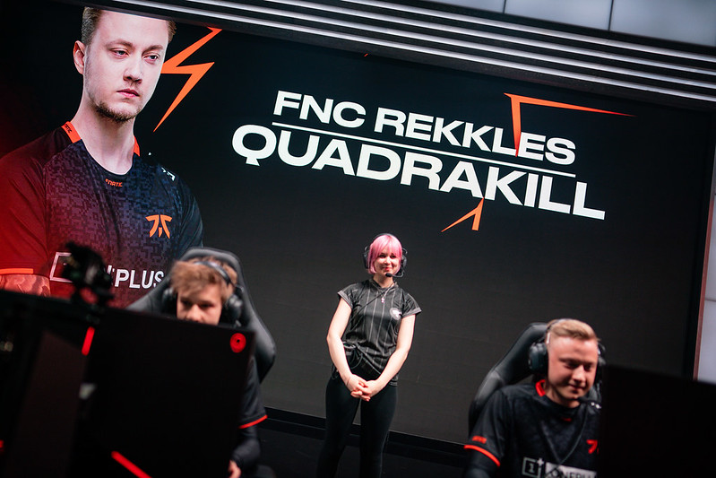 LEC Week Five: Four Tied for First - Hotspawn