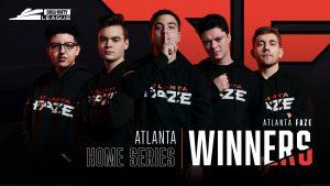 Atlanta FaZe Achieve CDL Home Series Victory