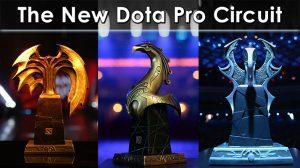 Valve Reveals Dota Pro Circuit Schedule and Regional Organizers