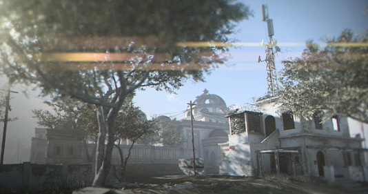 Aniyah Palace call of duty