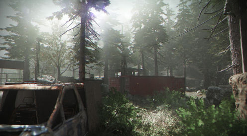 Pine call of duty