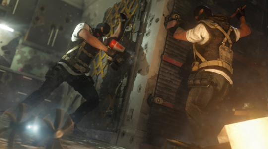 There's nothing stronger than a good defense in Rainbow Six Siege.