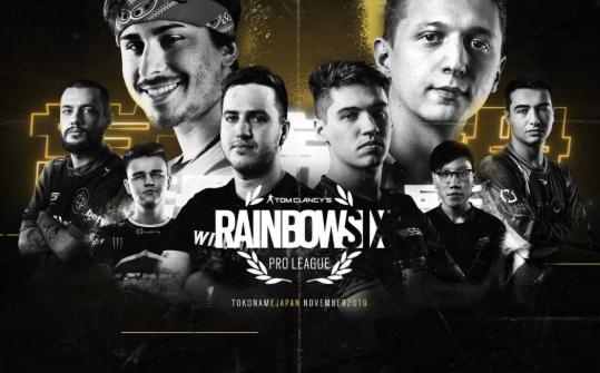 Rainbow Six Siege introduces their latest season.