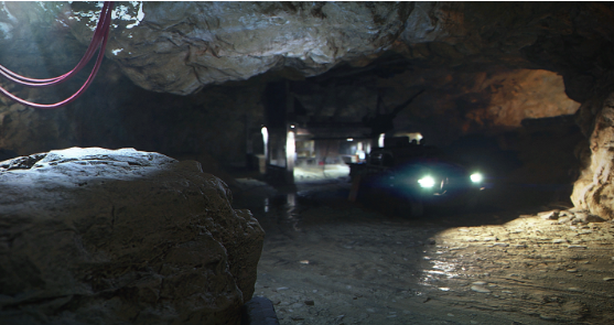 Azhir Cave call of duty