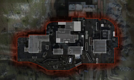 Call of duty modern warfare map