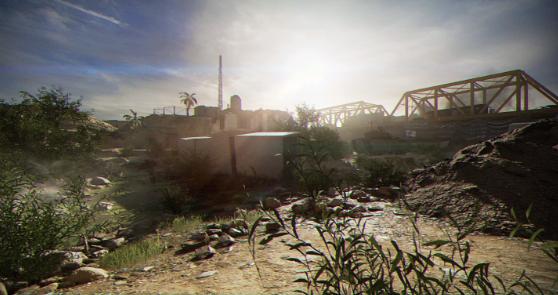 Euphrates Bridge call of duty