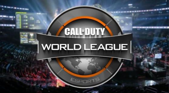 Call of Duty History World League logo