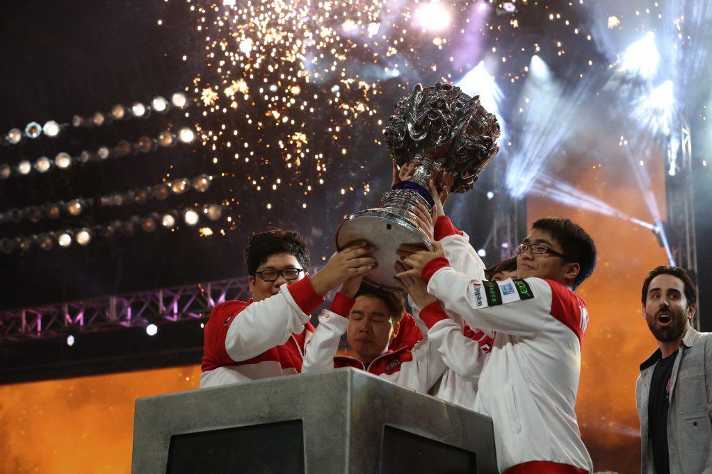 Season two Worlds winners Taipei Assassins