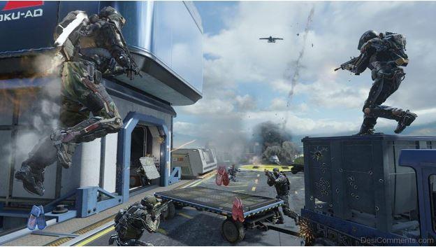 Call of duty jetpacks