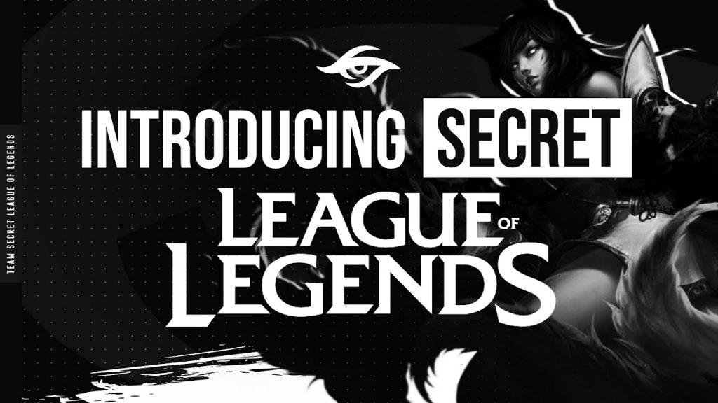 Team Secret LoL