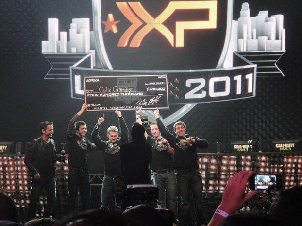 Call of Duty History Optic Gaming win XP