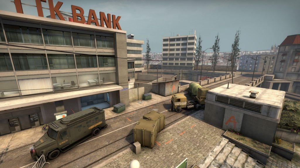 CS:GO Overpass