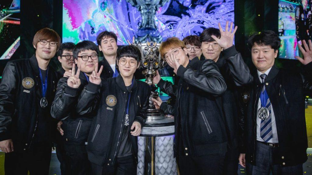 Season seven Worlds winners Samsung Galaxy