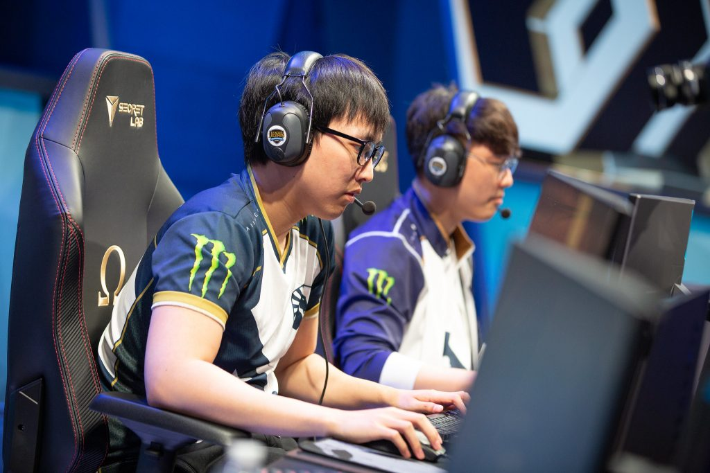 With Tactical and Rikara filling the marksman position, Doublelift will remain on the bench for Liquid (Photo via Riot Games/Flickr)