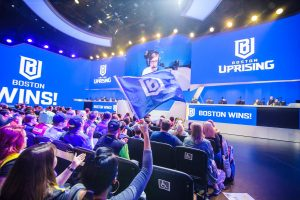 Axxiom Takes Leave of Absence From Boston Uprising