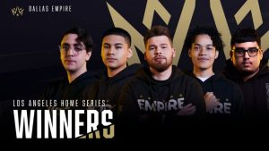 Empire Reign Over Los Angeles Home Series