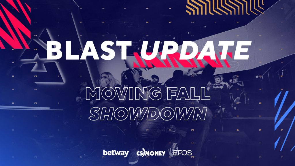 BLAST Premier changed the dates for the Fall Showdown to avoid conflicts with the recently rescheduled ESL One: Rio Major (Image via BLAST)