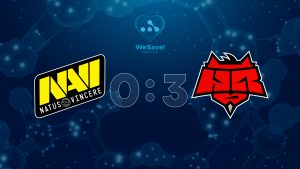 HellRaisers 3-0 Na'Vi in the WeSave! Charity Play Finals