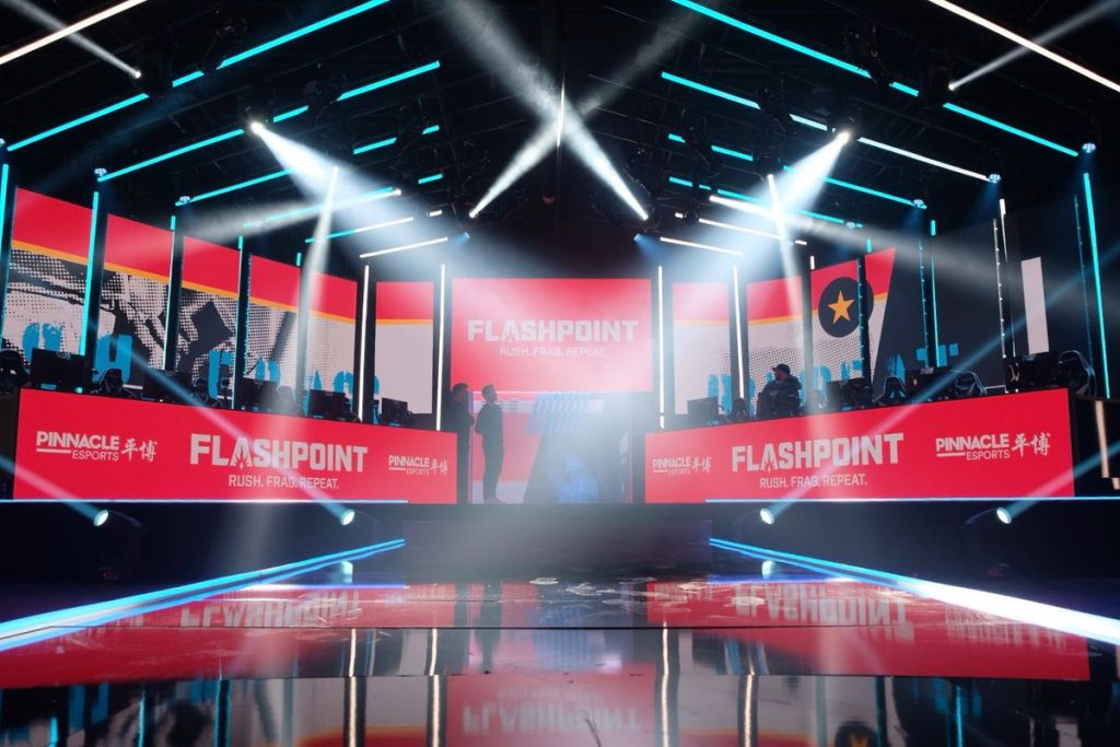 MAD Lions, Cloud 9 and MIBR each won their respective groups at Flashpoint (Image via MAD Lions)