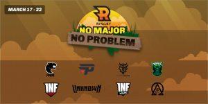 Rivalry to Hold No Major No Problem Online Tournament
